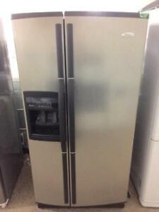 Whirlpool  Stainless Steel Colour French Door Fridge With Ice & Water Maker