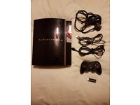 **OPEN TO OFFERS** - PS3 - BACKWARDS COMPATIBLE