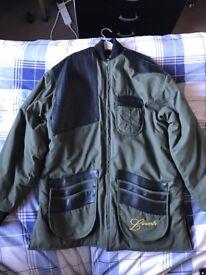 David Nickerson Country Wear Clay Pigeon Shooting Jacket - Medium Size