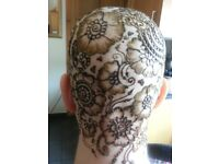 Henna Tattoos - Mehndi temporary tattoos for brides, proms and parties