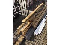 Decking/firewood