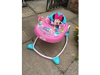 Baby musical Minnie Mouse walker