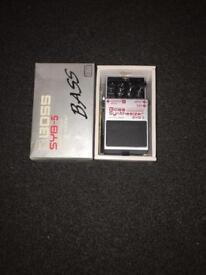 BOSS SYB-5 Bass Synthesiser