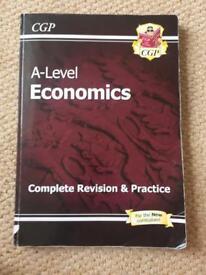 A LEVEL Economics Revision Guide CPG