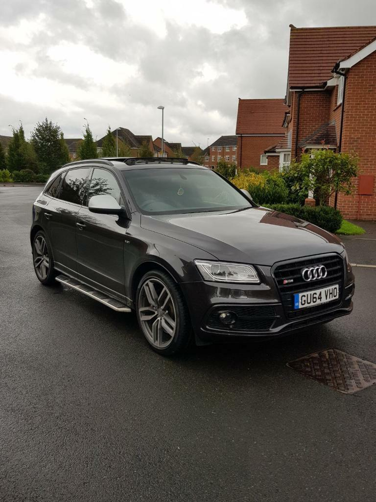 Audi Sq5 Black Edition Fully Loaded In Irlam Manchester