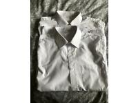 School uniform for sale 2 M&S white long sleeve shirts age 15-16 years