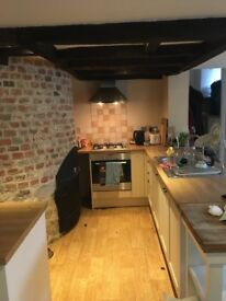 Gorgeous 2 bedroom unfurnished house with parking in the centre of Shaftesbury.