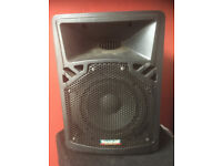 Soundlab 100w PA Active Speaker/Monitor - Needs a new plastic volume control