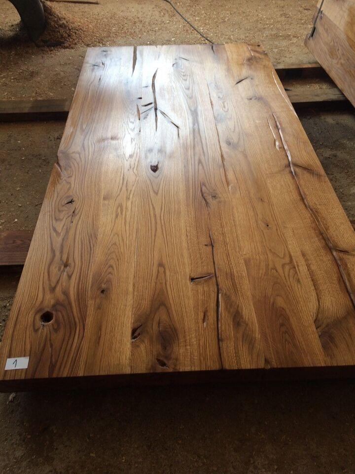 Eiche Altholz Tischplatten