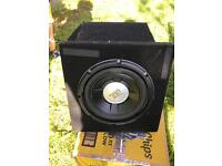Jbl subwoofer for bmw e46 3 series convertable