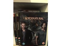 Supernatural 1-12 boxset