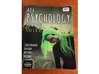 Psychology AS Textbook AQA