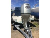 HONDA Marine BF225 4 stroke outboard