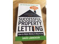 Property Letting book