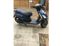 PIAGGO FLY 125cc fOR SALE