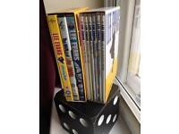 Massive lee Evans dvd collection 9x dvds