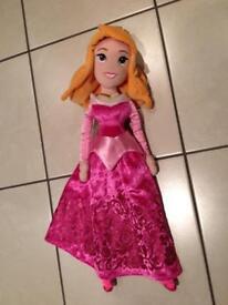Disney Store large princess Aurora- sleeping beauty
