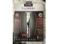 T-liner cordless trimmer trimmer/clipper for men
