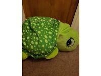Turtle beanie bag