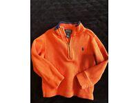 2x Ralph Lauren jumpers