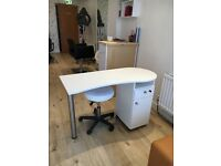 Nail Table/Space for Rent