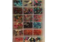 Beads and Jewellery making job lot