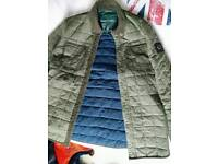 Nicholas Deakins mens shirt jacket size L
