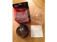 Star Wars Episode 1 Darth Maul Touch Lens Illuminating Table or Wall Alarm with box - Didsbury area