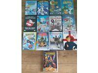 Set of 14 Kids DVDs