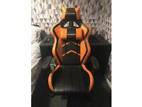 AK racing gaming chair