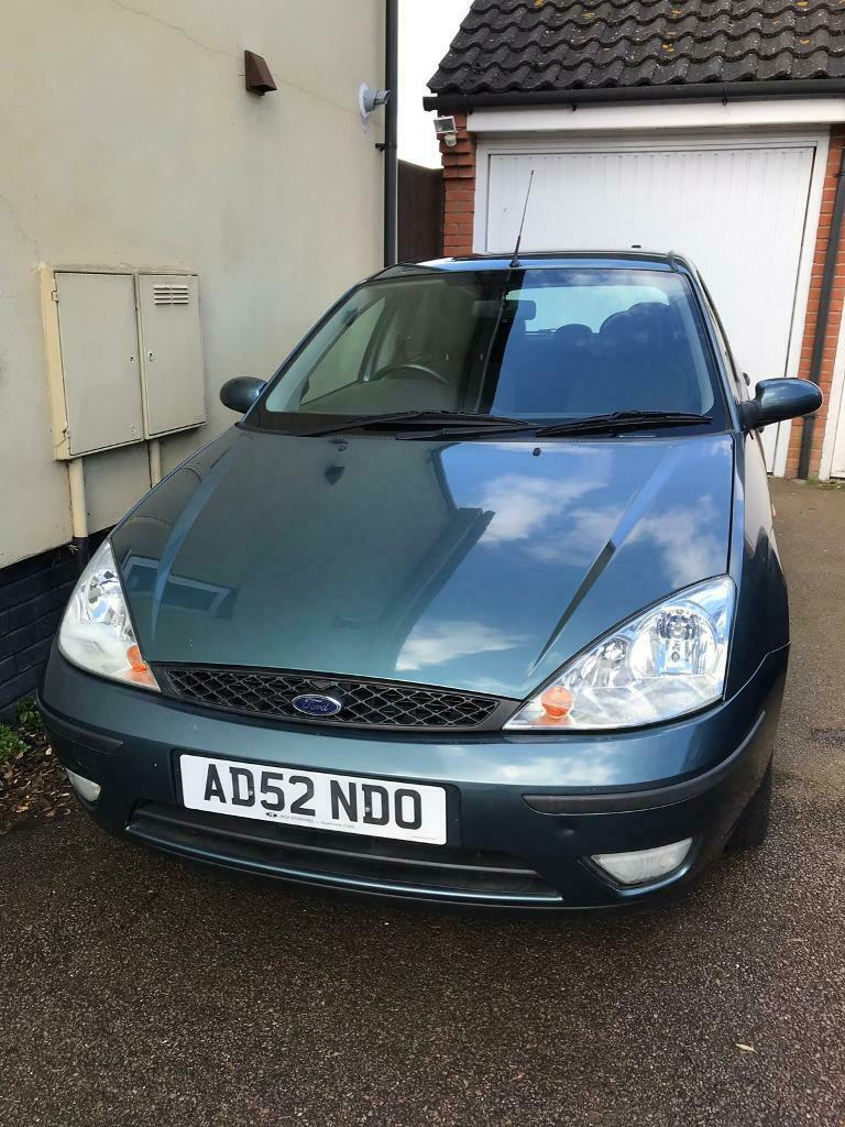 2002 Ford Focus No Mot Small Faults