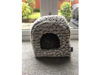 Brand new RSPCA cat or kitten igloo bed RRP £30