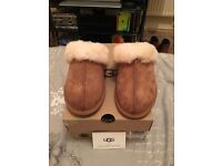 Bran New UGG Slippers Size 5.5. Never been warn