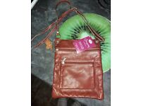 New genuine leather bag