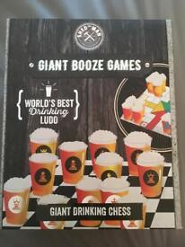 Brand new Giant Booze Games ideal fun for summer bbq birthday gift Father's Day