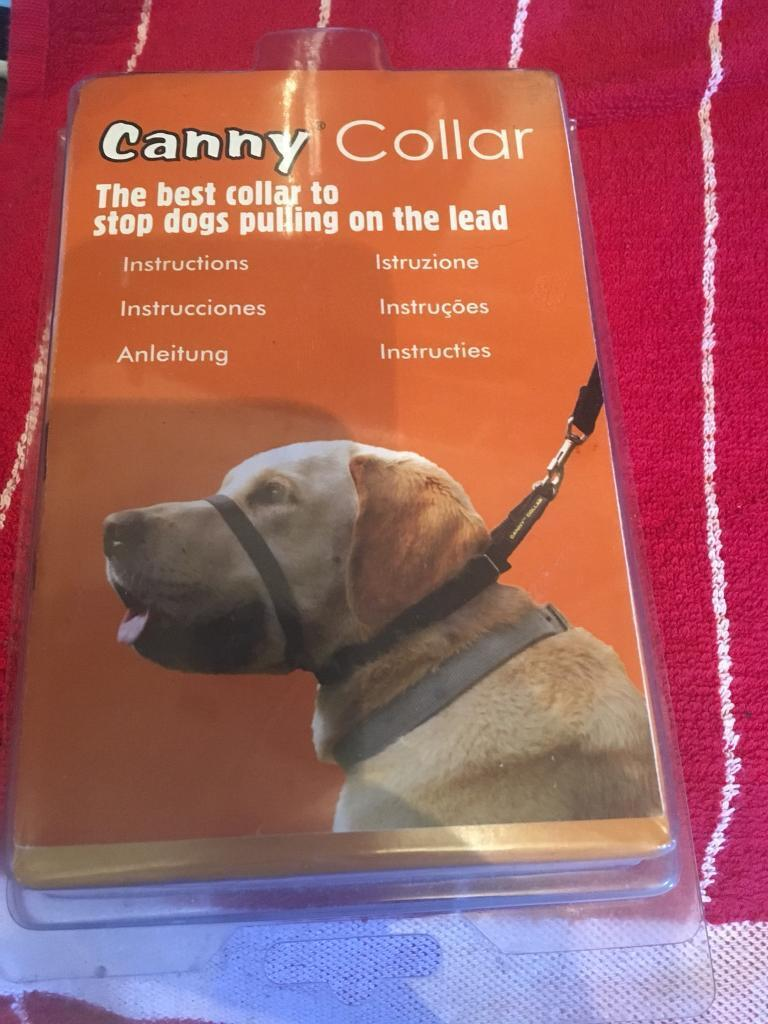 Canny collar size 4