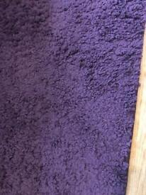 Next home rug and matching bedside table lamp