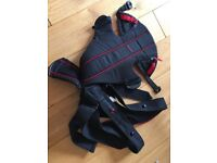 Baby bjorn active carrier - red