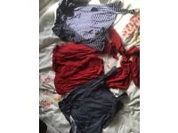 Jojo maman Bebe maternity and feeding clothes