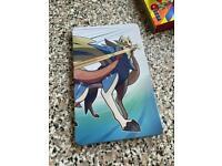 nintendo switch pokemon sword steelbook