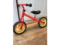 Balance bike - 'push n go'
