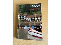 Old book about Devon - 1977
