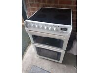 Creda CER-550 electric cooker and double oven