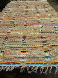 RUG - COTTON AND JUTE