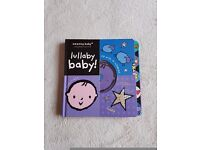 lullaby baby! CD and sing along board book