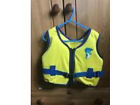 Children's swimming vest