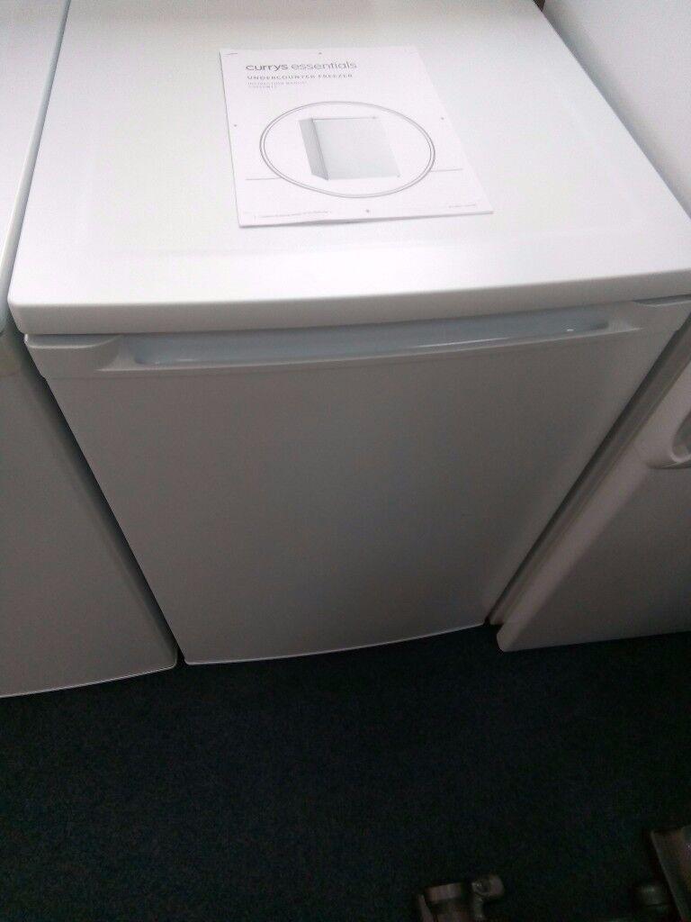 Essentials CUF55W12 Undercounter Freezer.
