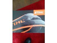 Stihl harness brand new in stihl box
