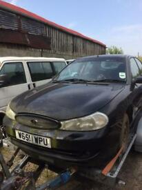 Ford Mondeo St24 V6 2.5 breaking yr2000 on W Reg