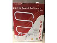 ELECTRIC TOWEL RAIL HEATER BRAND NEW!